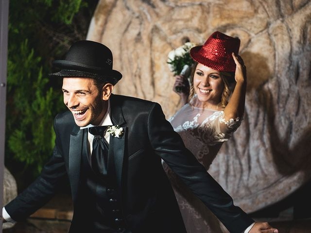 Il matrimonio di Fabrizio e Ilaria a Roma, Roma 47