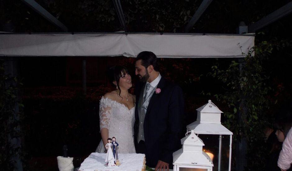 Il matrimonio di Celeste e Fabio a Roma, Roma