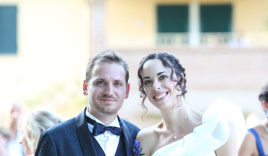 Il matrimonio di Dario e Lisa a Lari, Pisa