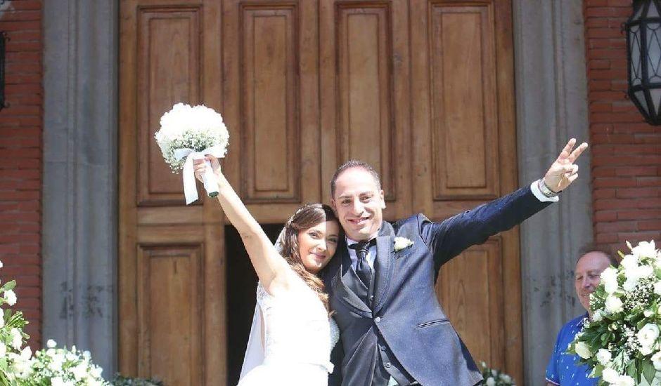Il matrimonio di Angelo e Rosa a Torre del Greco, Napoli