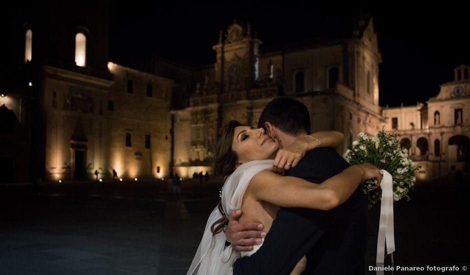 Il matrimonio di Andrea e Fausta a Lecce, Lecce