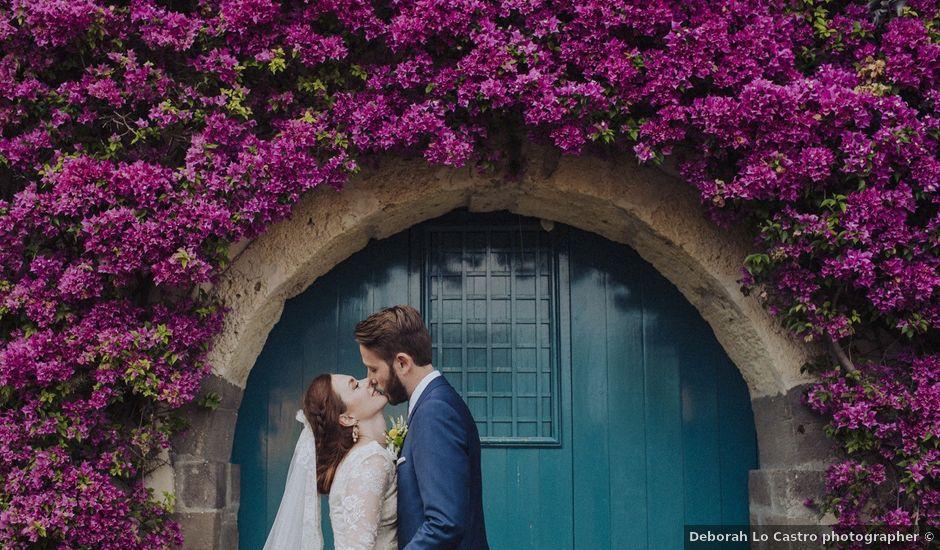 Il matrimonio di Sergio e Irene a Brucoli, Siracusa