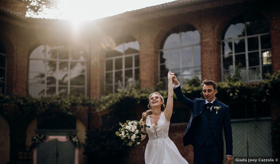 Il matrimonio di Attilio e Alessandra a Asti, Asti