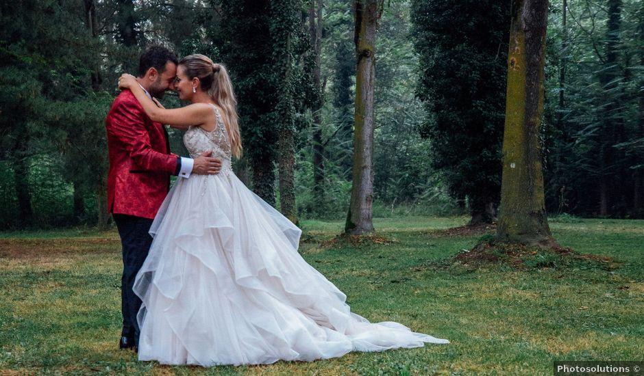 Il matrimonio di Valeria e Pietro a Vigevano, Pavia