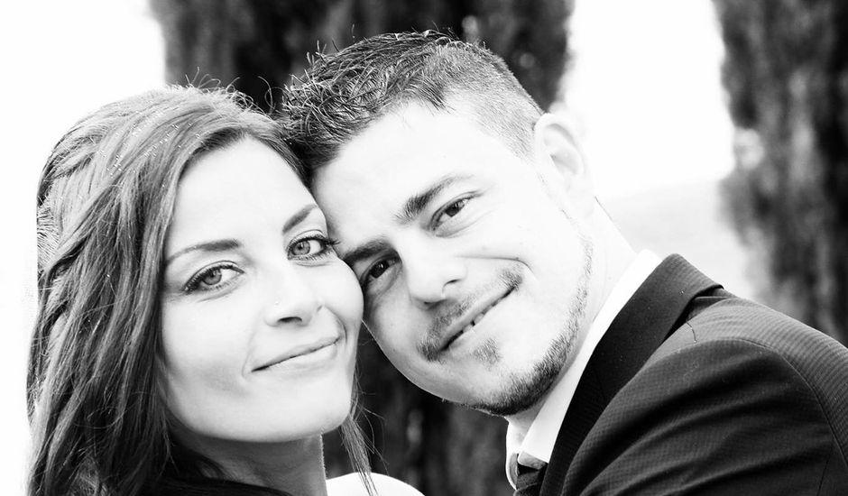 Il matrimonio di Daniele e Elisa a Castiglione d'Orcia, Siena