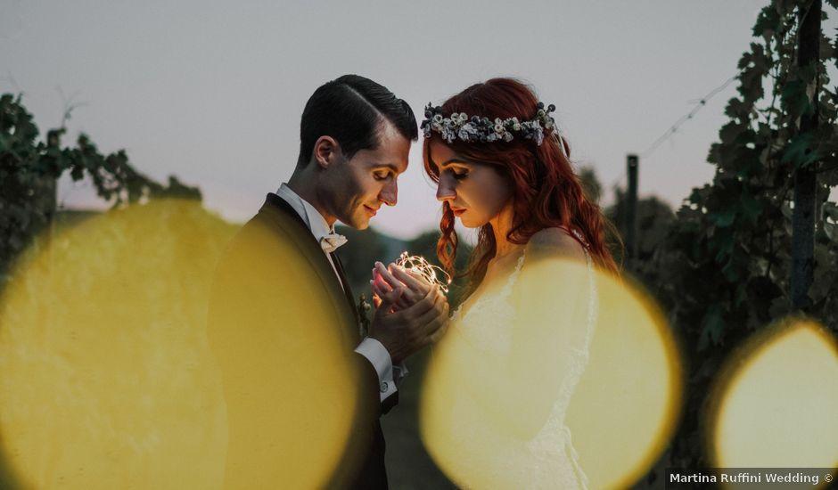 Il matrimonio di Michele e Emanuela a Sarzana, La Spezia