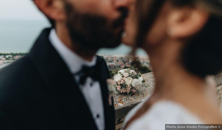 Il matrimonio di Maicol e Federica a Montesilvano, Pescara