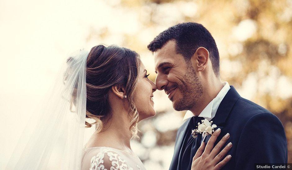 Il matrimonio di Fabrizio e Ilaria a Roma, Roma