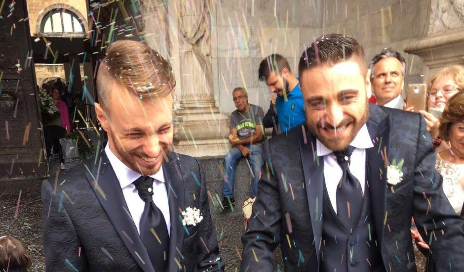 Il matrimonio di Marco e Antonio a Napoli, Napoli
