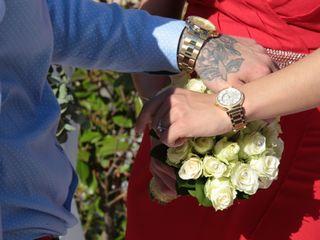 Le nozze di Nicoleta e Andrea 3