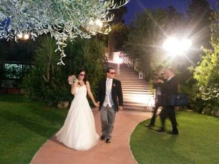 Le nozze di Tiziana e Fabrizio