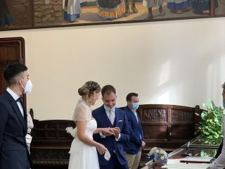 Le nozze di Laura e Enrico 1