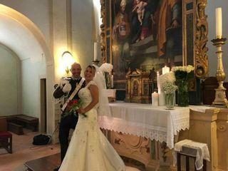 Le nozze di Luigia e Fabrizio