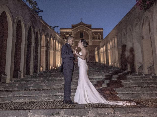 le nozze di Antonella e Ricardo