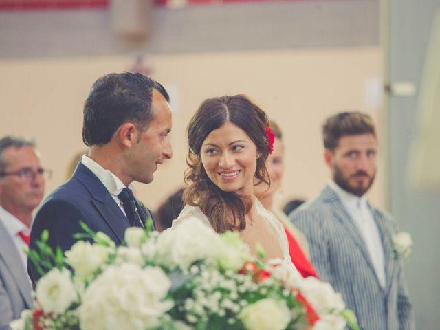 Il matrimonio di Luca e Martina a Carrara, Massa Carrara 14