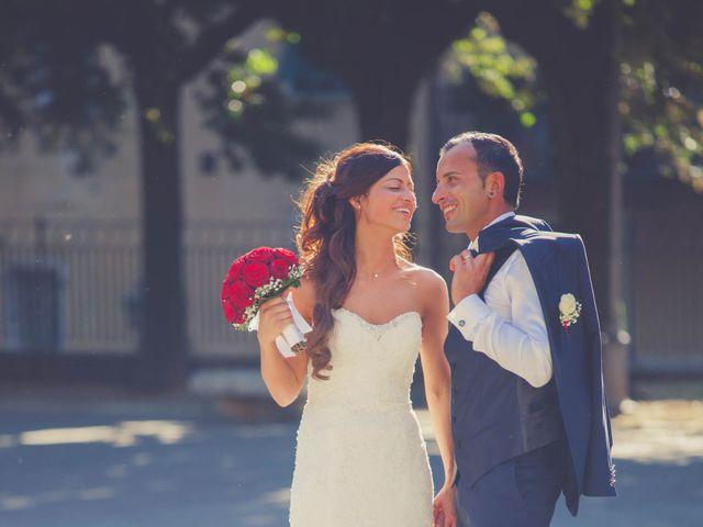 Il matrimonio di Luca e Martina a Carrara, Massa Carrara 25