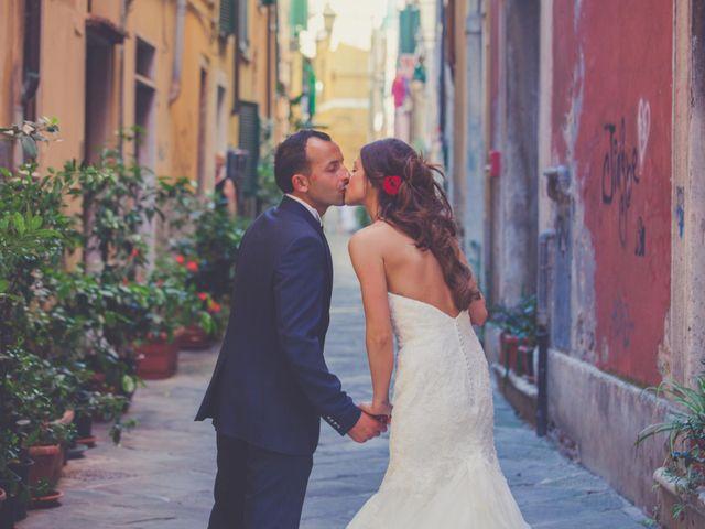 Il matrimonio di Luca e Martina a Carrara, Massa Carrara 29