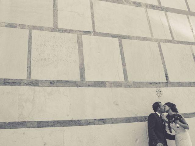 Il matrimonio di Luca e Martina a Carrara, Massa Carrara 30