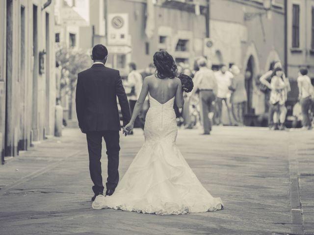 Il matrimonio di Luca e Martina a Carrara, Massa Carrara 31