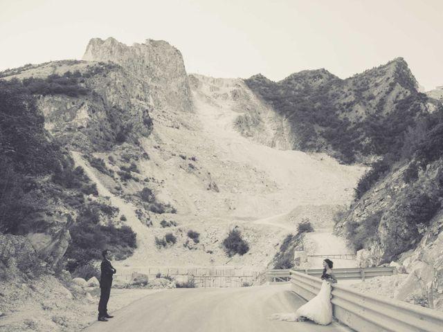 Il matrimonio di Luca e Martina a Carrara, Massa Carrara 34