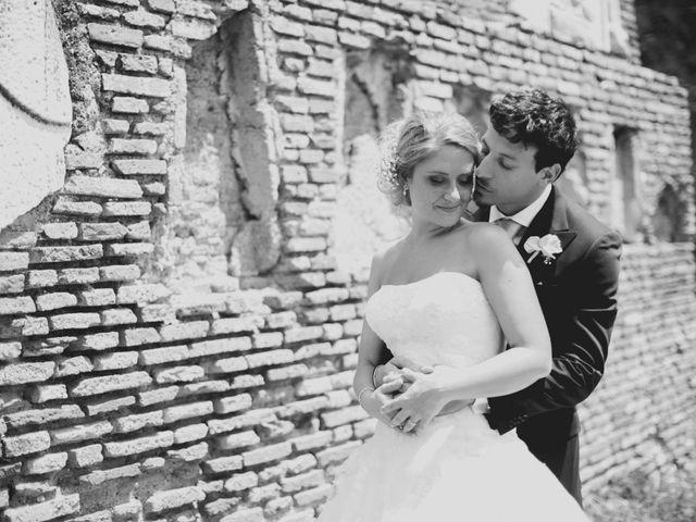 le nozze di Letizia e Edoardo