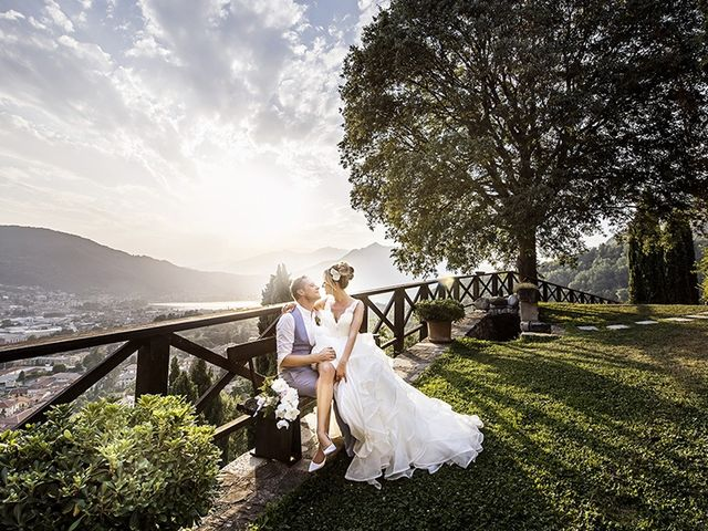 Le nozze di Sarah e Kevin