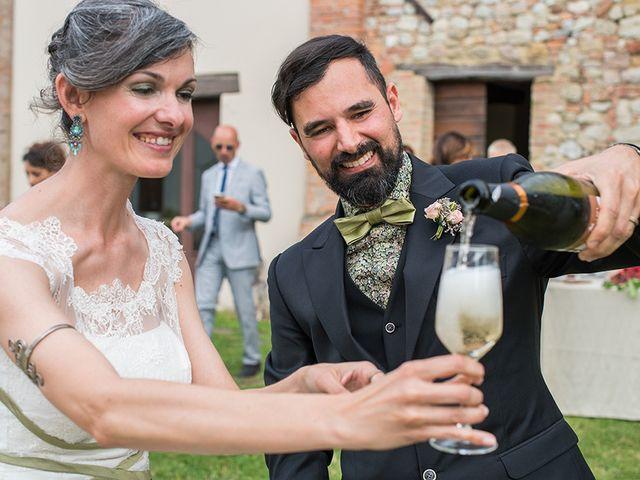 Il matrimonio di Giacomo e Monica a Bologna, Bologna 99