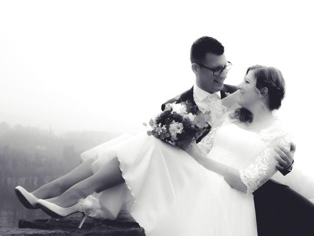 Le nozze di Veronica e Gabriele