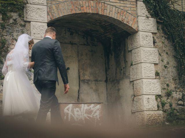 Il matrimonio di Gabriele e Veronica a Belluno, Belluno 9