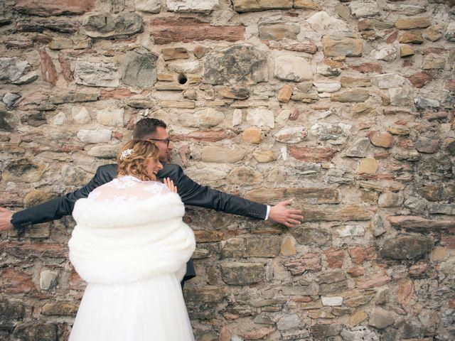Il matrimonio di Gabriele e Veronica a Belluno, Belluno 13