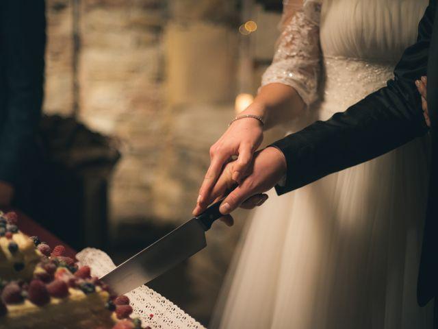 Il matrimonio di Gabriele e Veronica a Belluno, Belluno 17