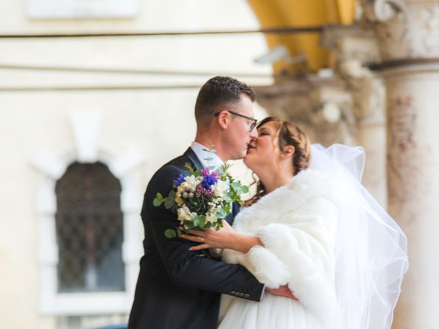 Il matrimonio di Gabriele e Veronica a Belluno, Belluno 21