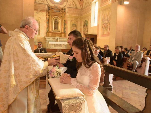 Il matrimonio di Stefano e Chiara a Castelleone, Cremona 34