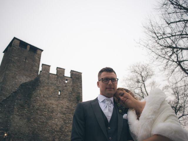 Il matrimonio di Gabriele e Veronica a Belluno, Belluno 22