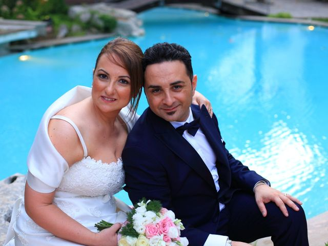 le nozze di Manuela e Giuseppe