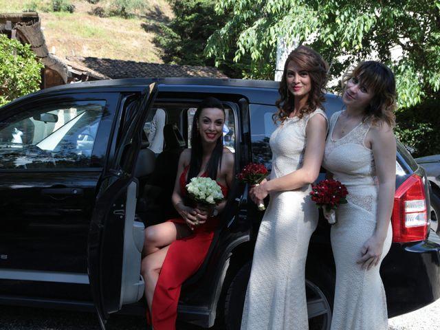Il matrimonio di Andrea e Nicoleta a Pescia, Pistoia 4
