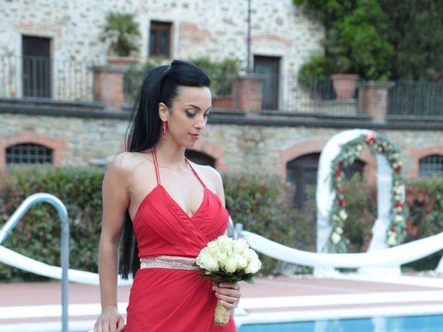 Il matrimonio di Andrea e Nicoleta a Pescia, Pistoia 6