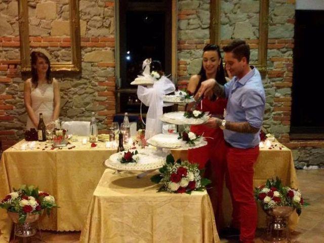 Il matrimonio di Andrea e Nicoleta a Pescia, Pistoia 13
