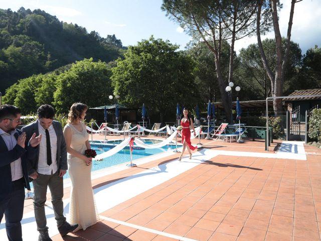 Il matrimonio di Andrea e Nicoleta a Pescia, Pistoia 17