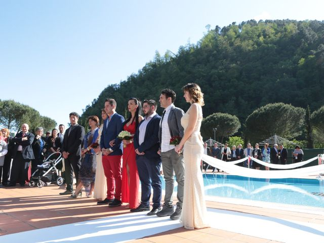 Il matrimonio di Andrea e Nicoleta a Pescia, Pistoia 18