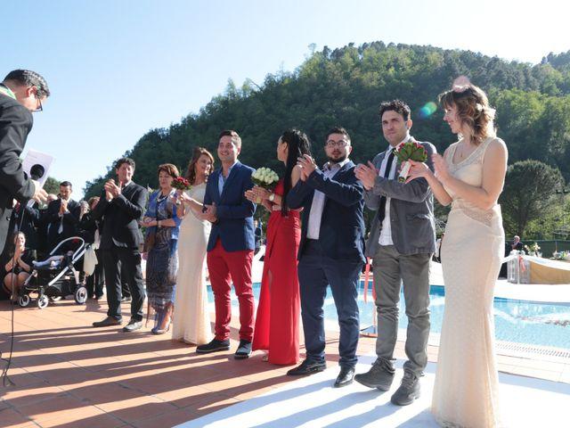 Il matrimonio di Andrea e Nicoleta a Pescia, Pistoia 19