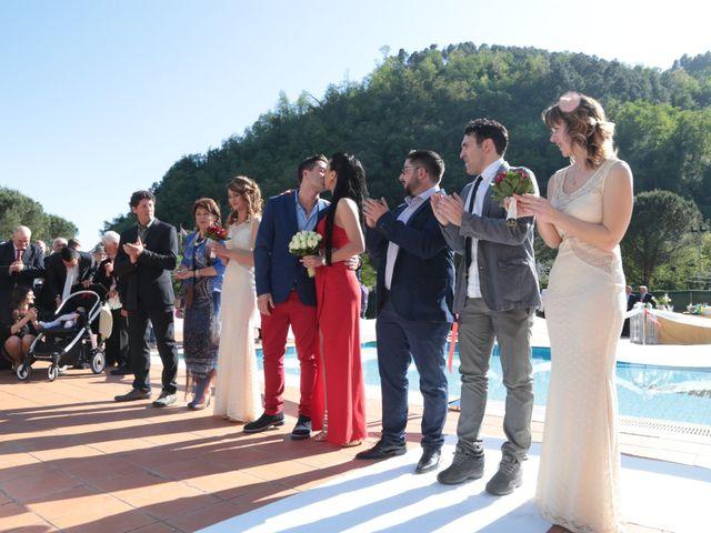 Il matrimonio di Andrea e Nicoleta a Pescia, Pistoia 20