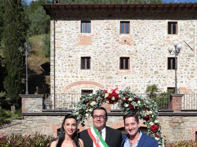 Il matrimonio di Andrea e Nicoleta a Pescia, Pistoia 21