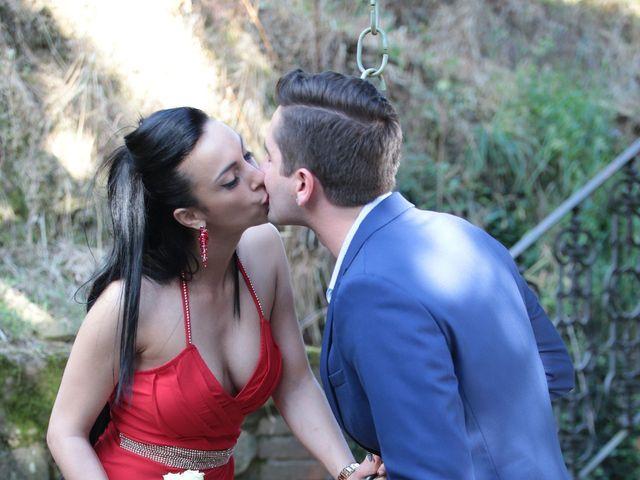 Il matrimonio di Andrea e Nicoleta a Pescia, Pistoia 24