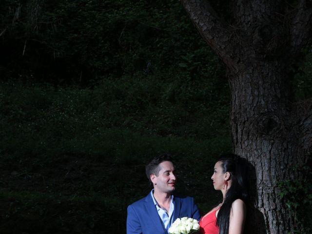 Il matrimonio di Andrea e Nicoleta a Pescia, Pistoia 28