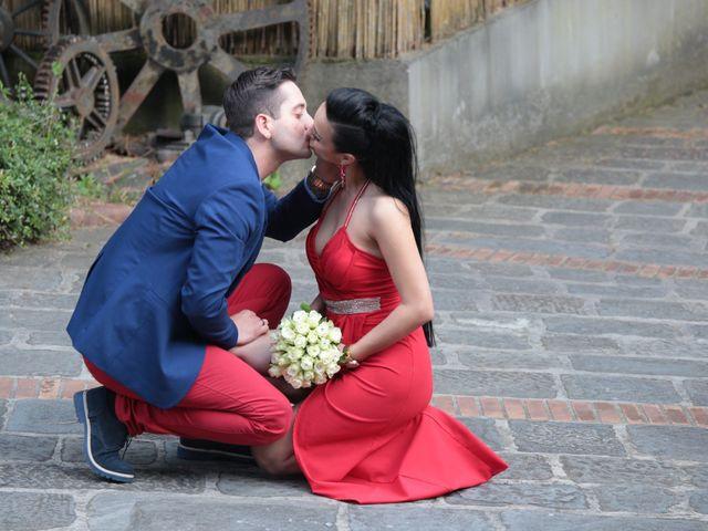 Il matrimonio di Andrea e Nicoleta a Pescia, Pistoia 29