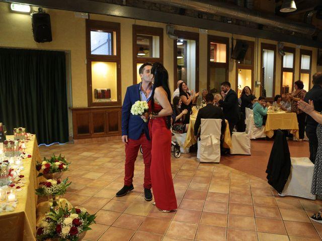 Il matrimonio di Andrea e Nicoleta a Pescia, Pistoia 32