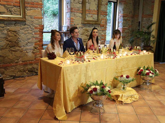 Il matrimonio di Andrea e Nicoleta a Pescia, Pistoia 33