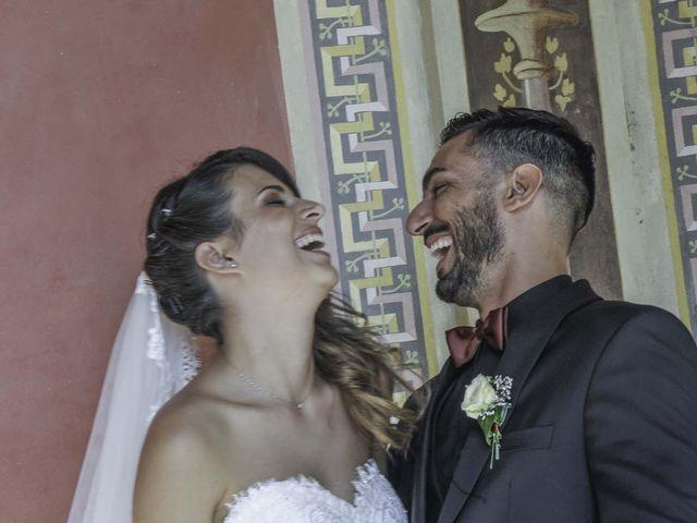 Le nozze di Greta e Dario