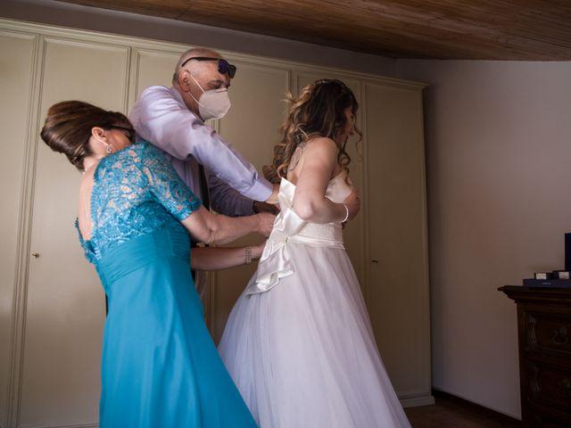 Il matrimonio di Antonio e Lara a Piacenza, Piacenza 18
